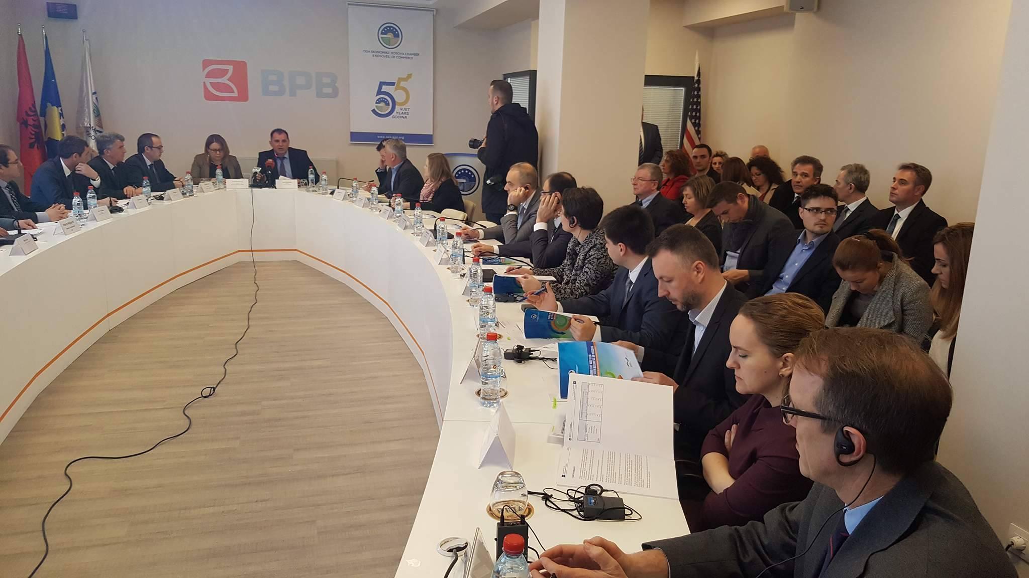 Lobi Euro-Atlantik Shqiptar dhe Oda Ekonomike e Kosovës së shpejti me marrëveshje bashkëpunimi