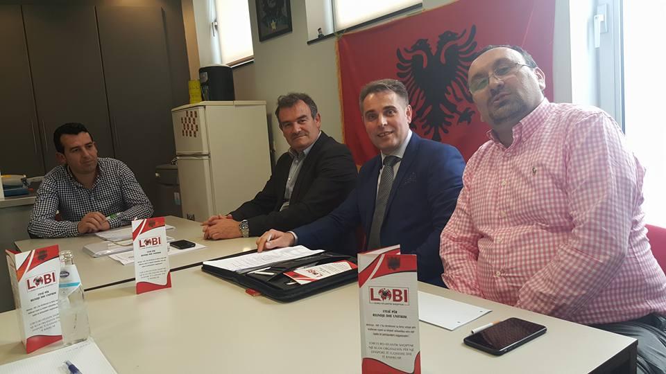Lobi Euro-Atlantik Shqiptar për Belgjikë themelon degën në qytetin e Gentit